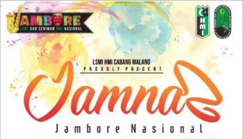 Jamnas – Jambore Nasional (LSMI dan Seniman HMI)-head